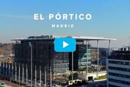 Vidéo immeuble El Portico