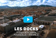 Vidéo immeuble Les Docks