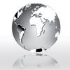 globe metal 200 x 200