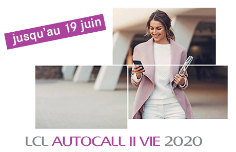 LCL Autocall II Vie 2020