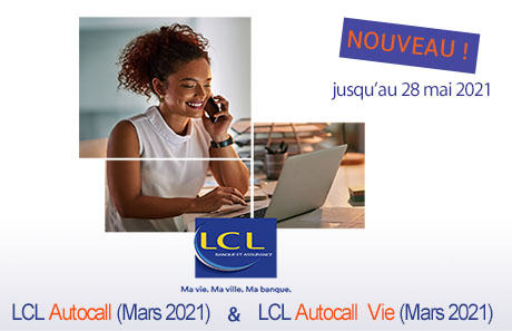 LCL Autocall (Mars 2021)