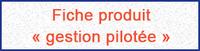 Bannière fiche produit gestion conseillee