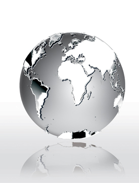 visuel globe metal 275 x 361