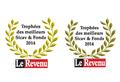 Trophées Or et Bronze Revenu