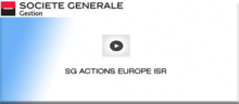 SG ACTIONS EUROPE ISR